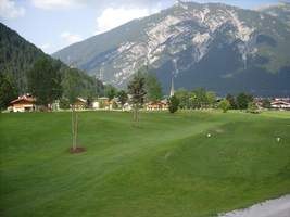 Golfplatz in Pertisau